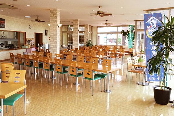 校内レストラン アイビー