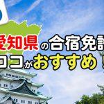 愛知県の合宿免許ココがおすすめ!